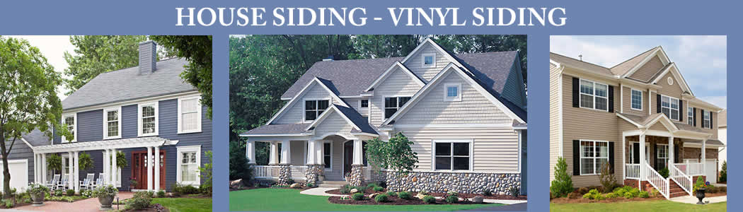 House Siding Projects Banner