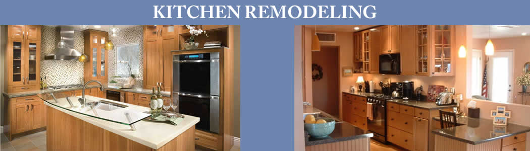 Kitchen Remodel Projects Banner