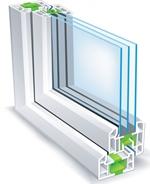 Thermally Broken Window Frame